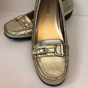 Ralph Lauren Geanne Penny Loafers Shoes
